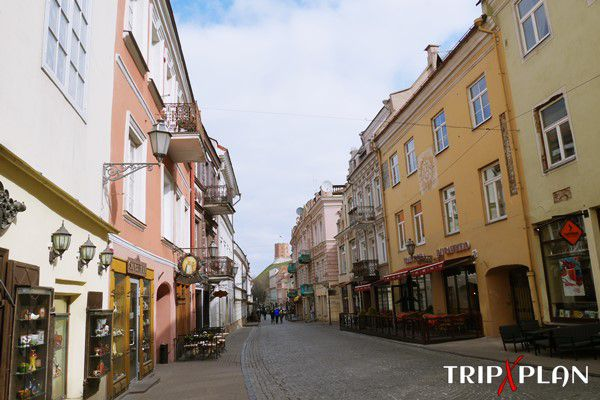 Where to Stay in Vilnius: Best Areas & Hotels